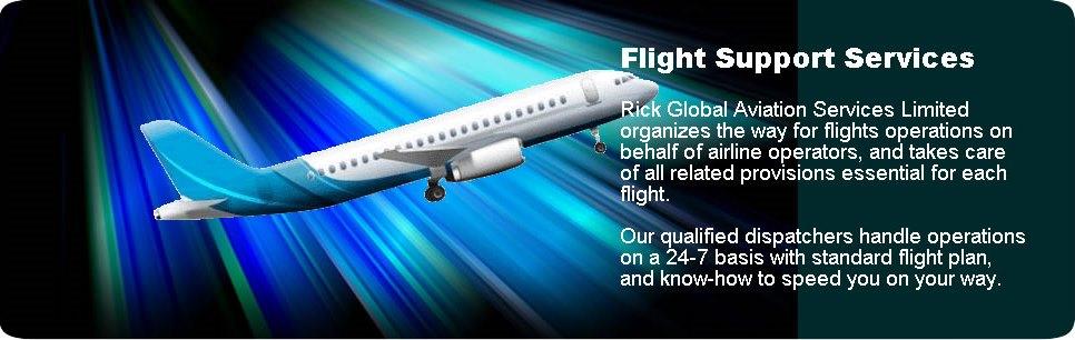 Rick Global Aviation Services Ltd